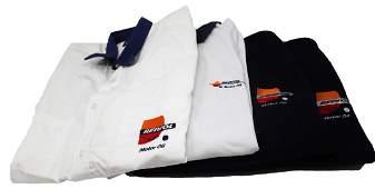 Porsche / Rapsol Team clothing for use in Le Mans 1997