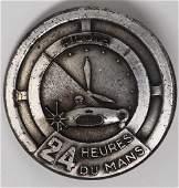 24 Heures du Mans Original participant brooch 'Pilota'