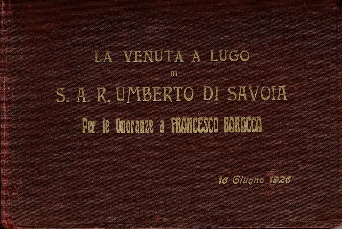Ferrari Francesco Baracca photo album