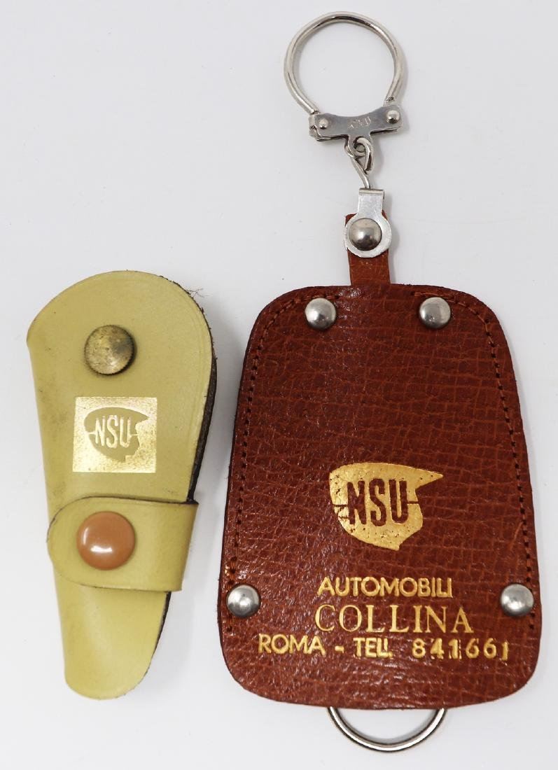 NSU 2 key case from the 50s