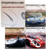 Porsche Book 'Excellence was Expected' by Ludvigsen