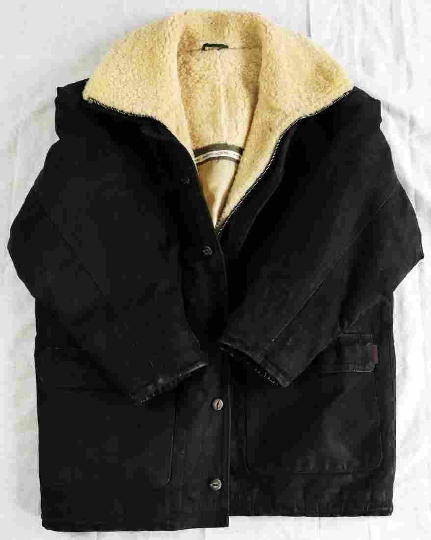 Porsche Rare Porsche leather jacket from the 80s