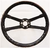 Porsche Leather steering wheel for F-Model 1969 - 1973
