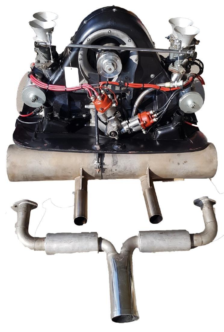 Porsche Engine 692/3A for 356 Abarth Carrera and