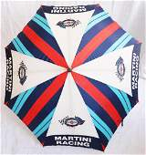 Porsche Martini Racing umbrella from the 70s