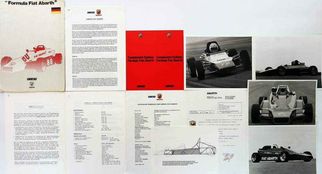 Abarth 2-pieces