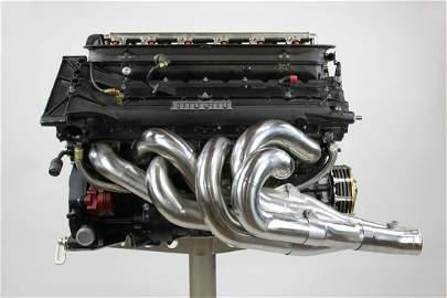 Ferrari 1993 Ferrari Formula 1 V12 engine Tipo 038/039