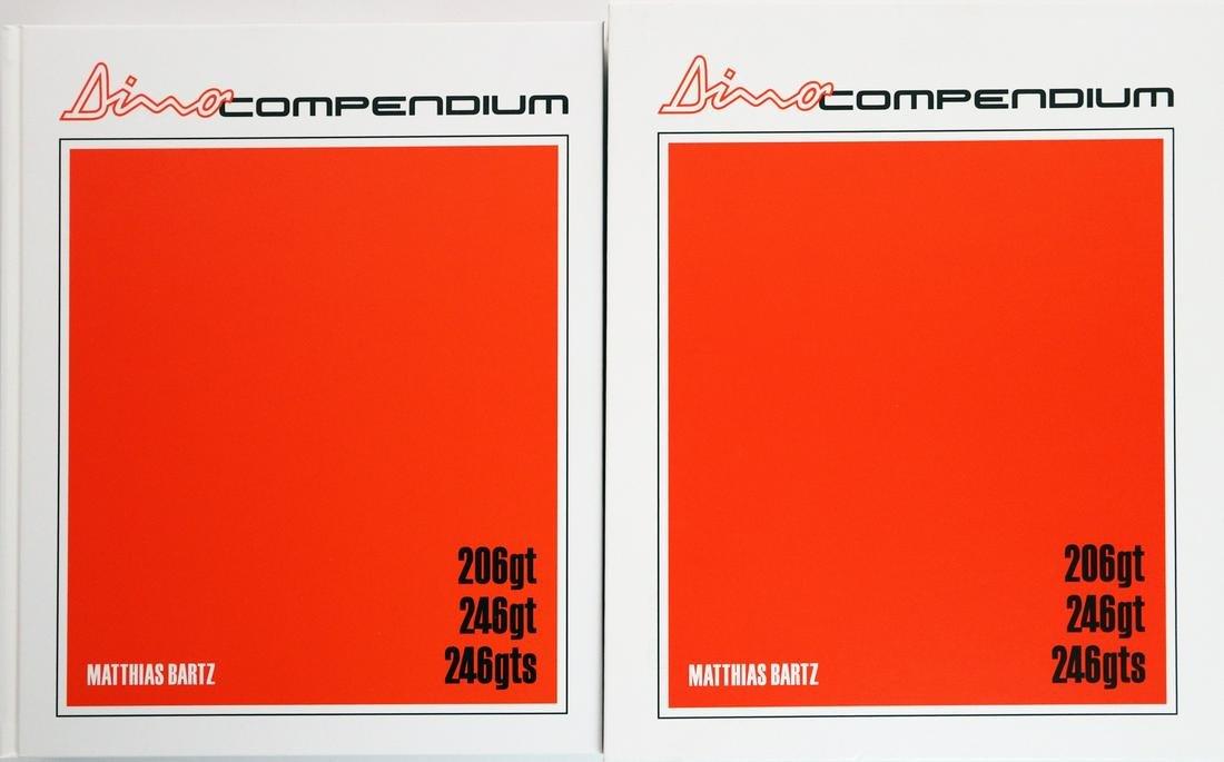 Ferrari Book 'Dino Compendium 206 GT, 246 GT, 246 GTS'