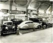 Mercedes-Benz Original B/W factory photo 'Ermann &