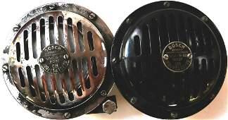 Porsche 2 horns for type 356