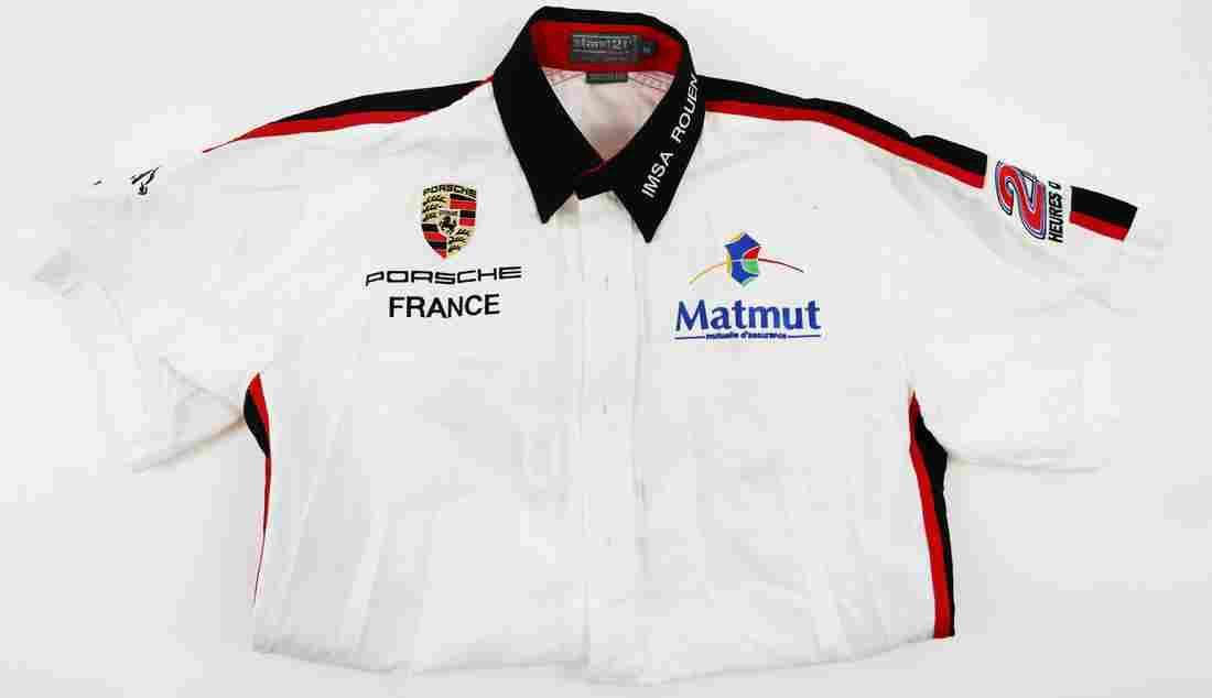 Porsche IMSA Team Shirt Matmut Racing
