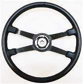 Porsche Leather steering wheel suitable for carrera RS