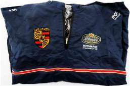 Porsche Rain jacket 'Porsche Rothmans' from the 80s