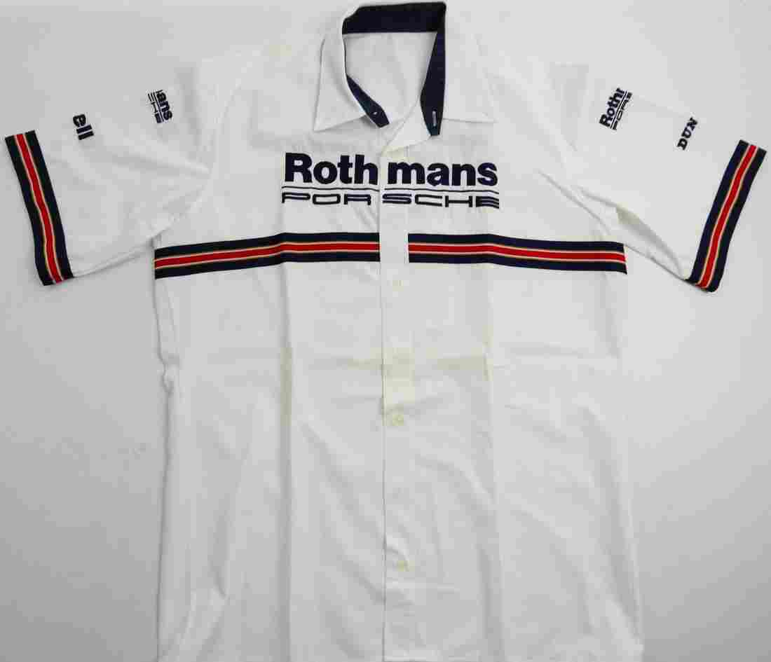 Porsche Shirt from the 80s