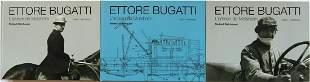 Bugatti Book 'Ettore Bugatti' by Steinhauser from 2008