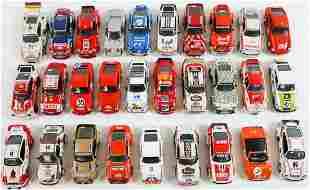 Porsche 29 handcrafted models