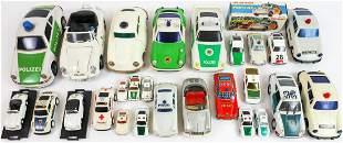 Porsche 29 model cars/sheet metal cars 'Porsche