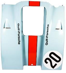 Porsche Original rear part Porsche 917-024 Steve Mc