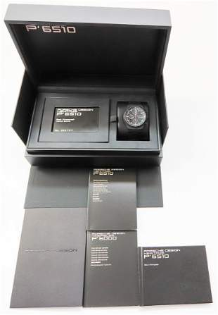 Porsche Unused Porsche Design Heritage Black