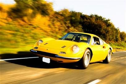 Ferrari / Sammlung Nicolai Schumacher Ferrari Dino