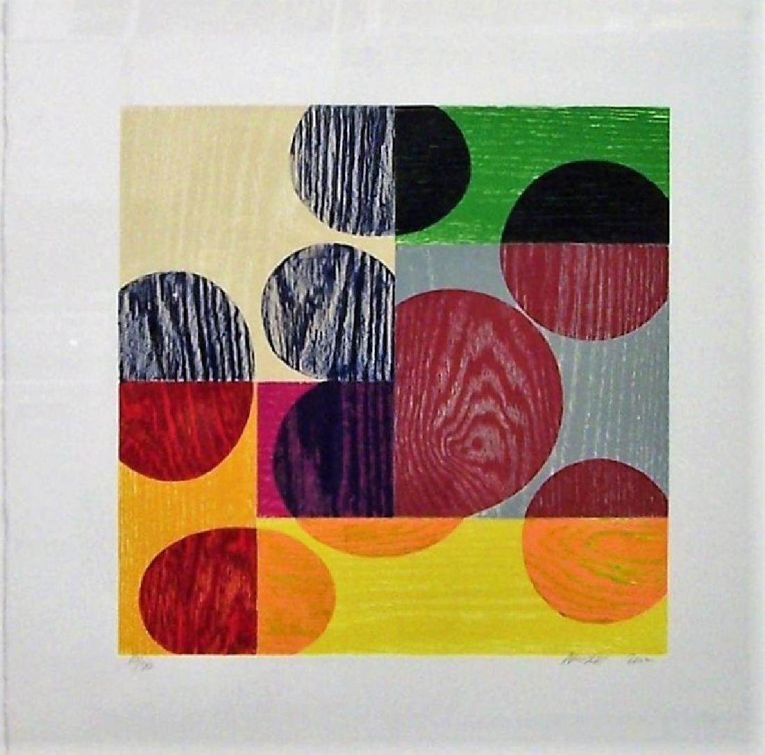 "Charles Arnoldi,""Tremor"",2002, Edition 10/30, Signed"