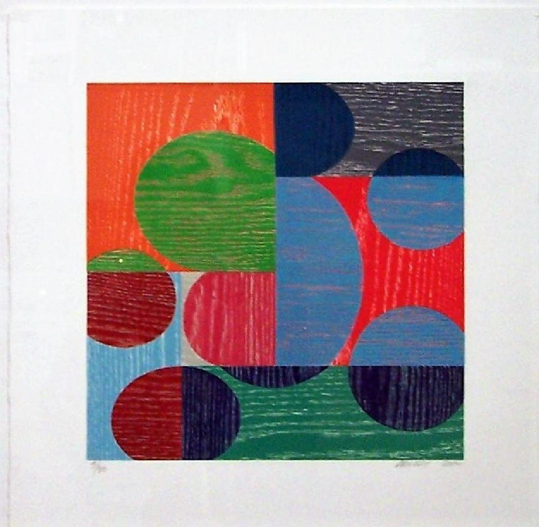 "Charles Arnoldi,""Untitled""2002, Edition 3/30. Signed"