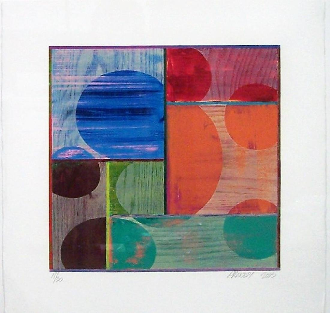 """Charles Arnoldi,""""Sequence"""",2003, Edition 11/30 ,"""