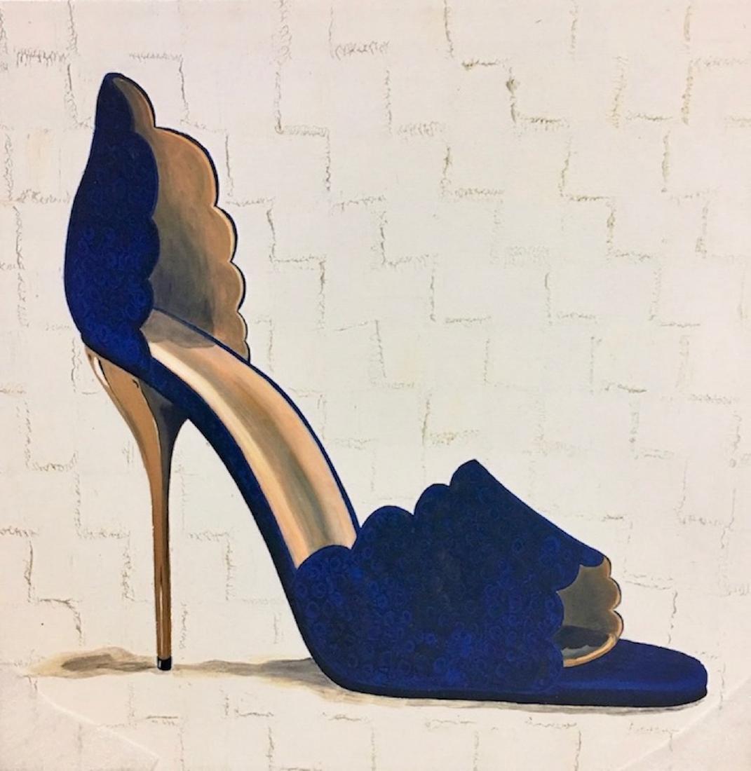 """""""Purple Shoes"""","""