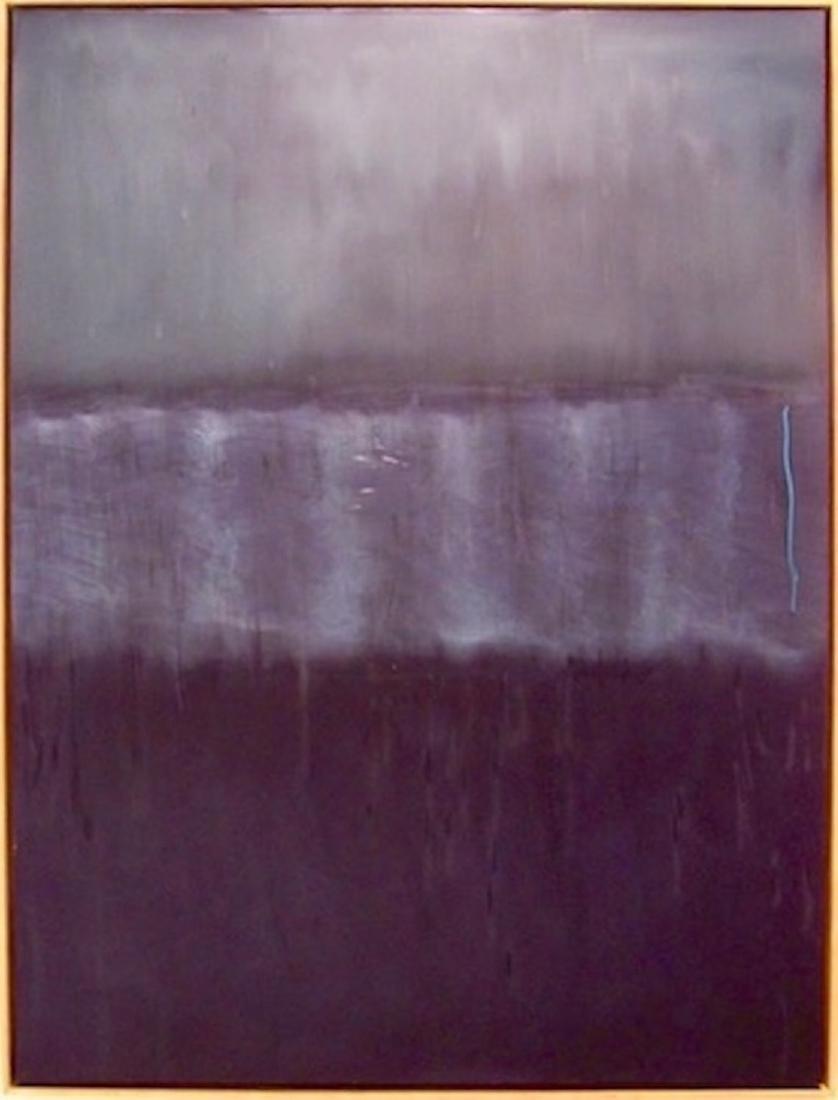 "Wayne Stephens,""Untitled, 2013"",Oil and mixed media on"