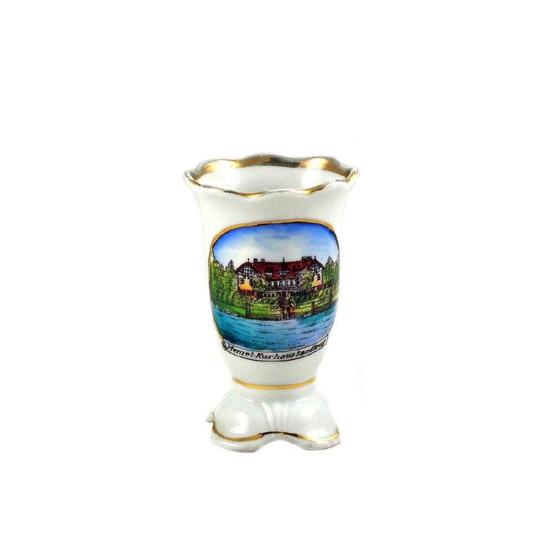Vase Memel Lithuania Lithuanian