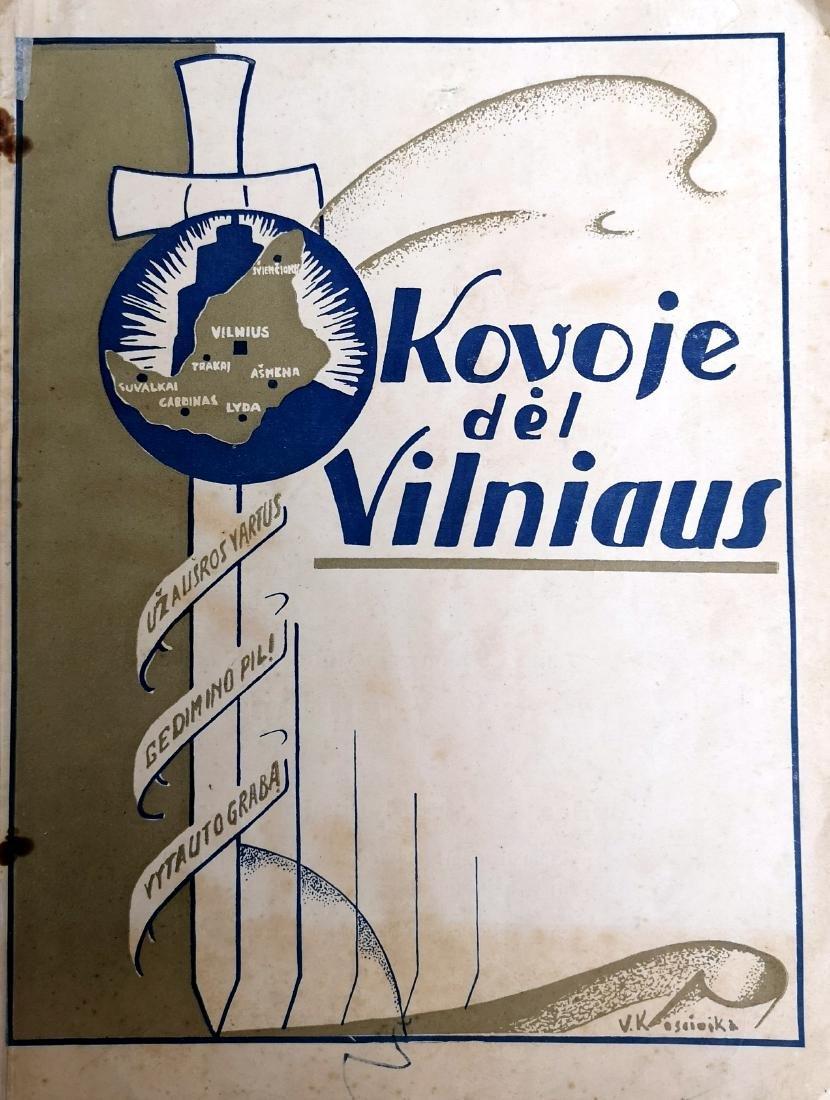 Uzdavinys Kaunas 1931 Lithuania