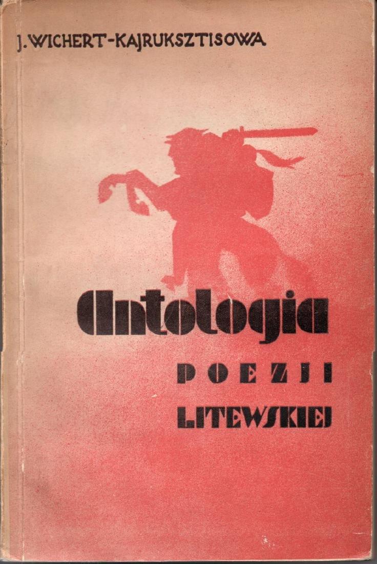 Kajruksztisowa 1939 Warszawa Lithuania