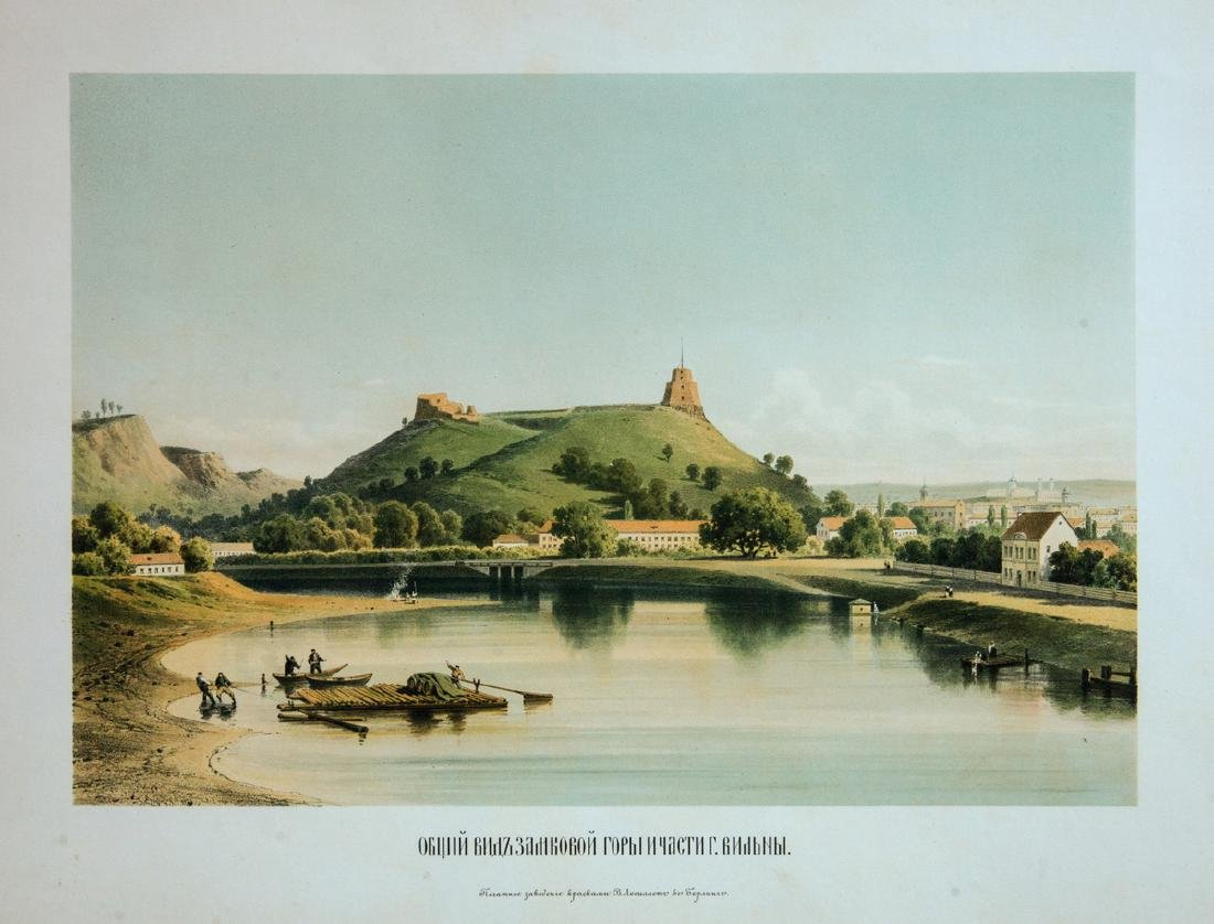 Batiushkov Vilna 1874 Lithuania