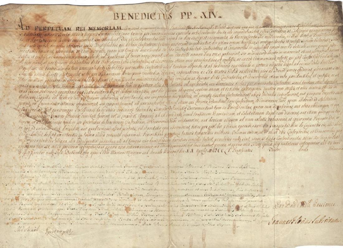 Manuscript 1751, Lithuania Vilna