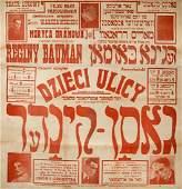 Bauman Wilno Jewish Poland Lithuania