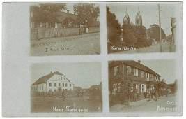 Lithuania synagogue Jewish