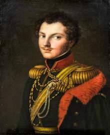 Vladimir Borovikovskij Nicholas I Russia Russian