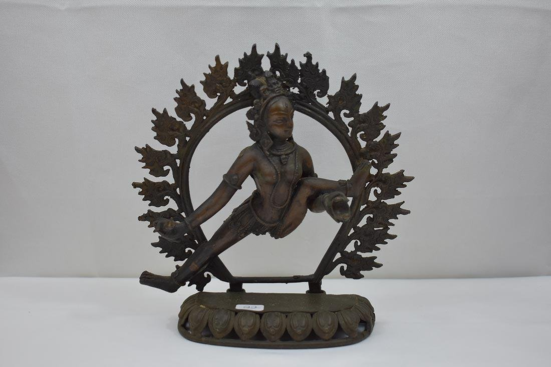 Asian Bronze Sculpture / Figure