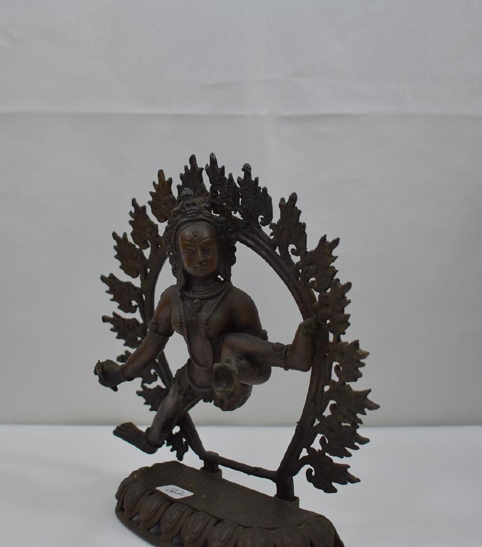 Asian Bronze Sculpture / Figure - 3