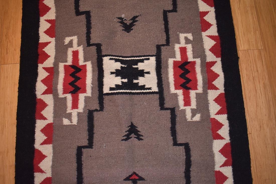 Vintage Navajo Rug - 3