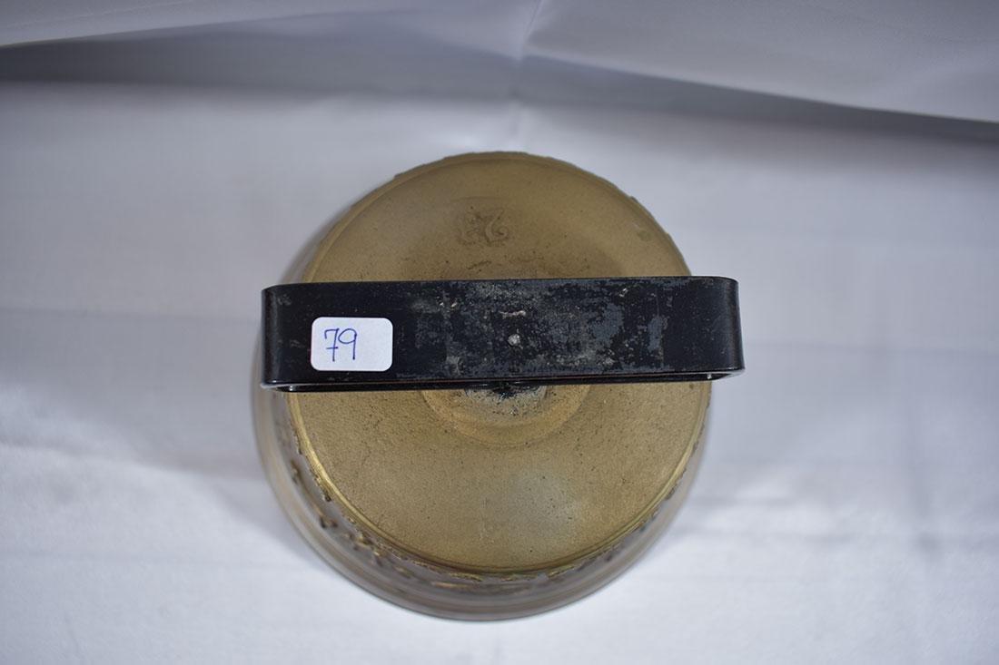 Vintage Brass Bell Gussett Uetendorf Giesserei - 4