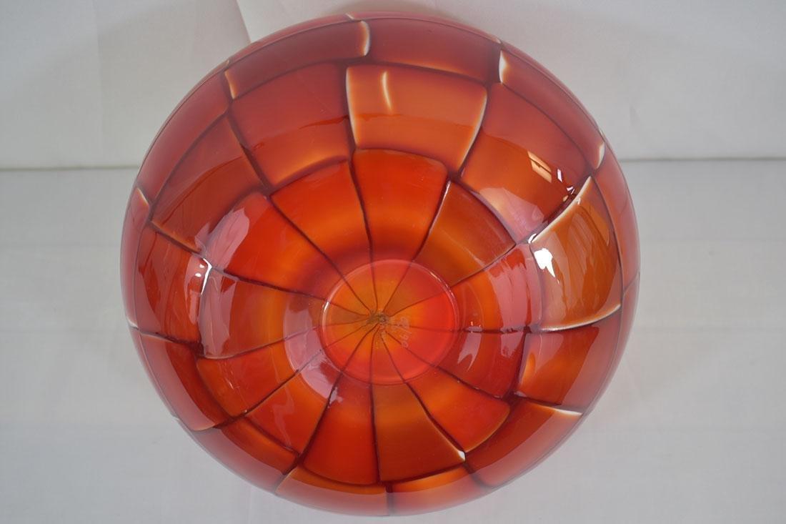 Signed Murano Art Glass  Vase - 4