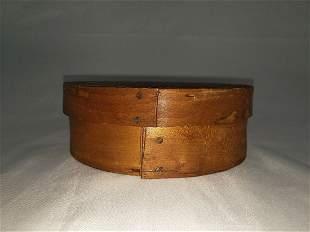 Antique Americana Primitive Pantry Box 19 C