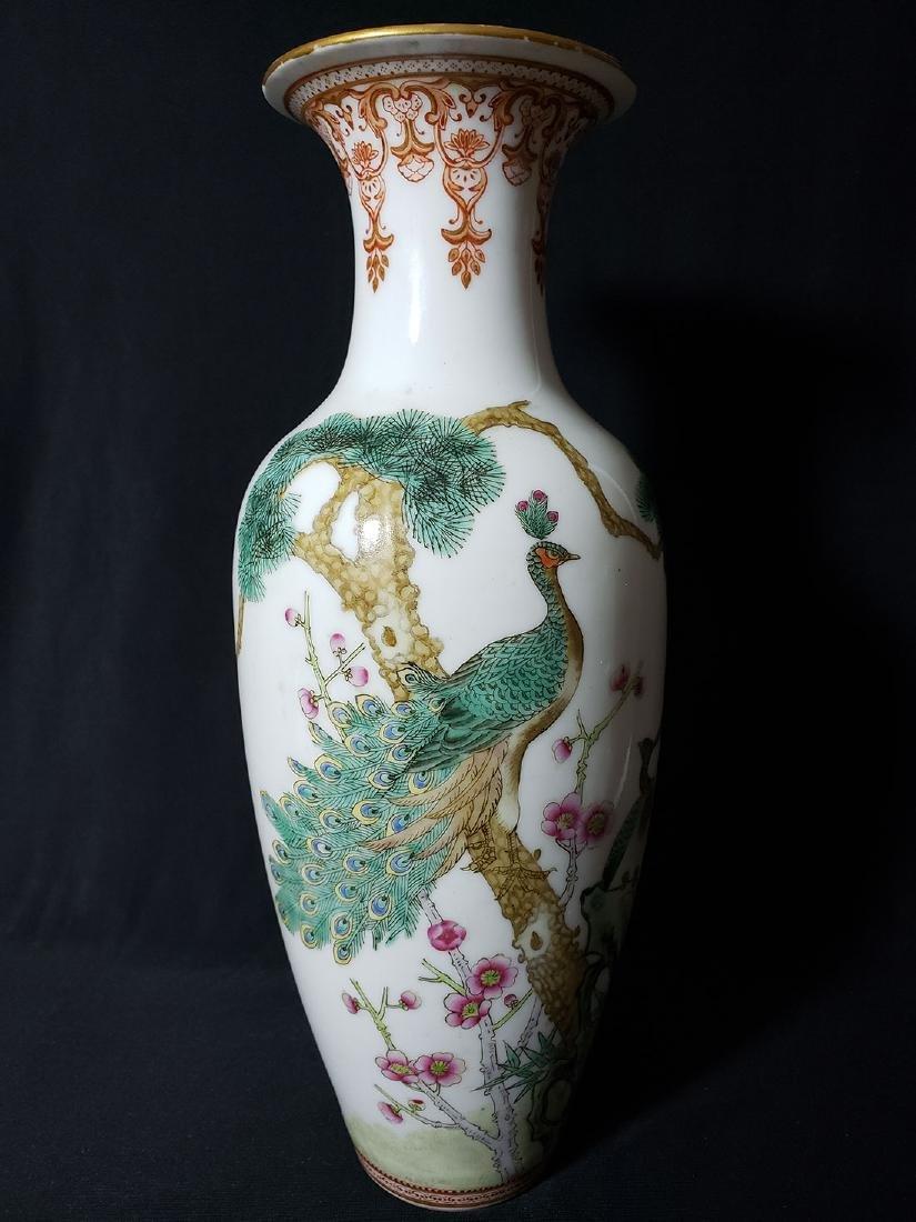 Vase Artifact Finely Processed Decorative Arts