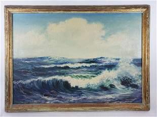OC Angry Sea Josephine White