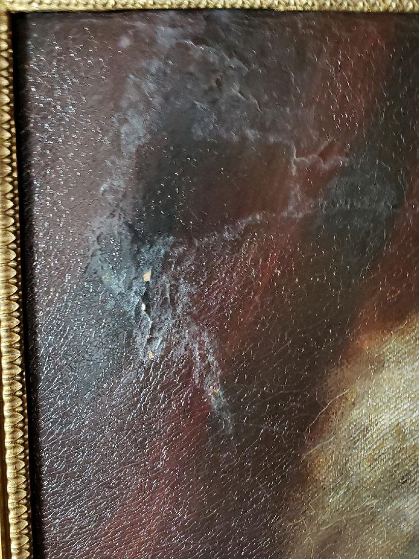 19th C Henry Howard R.A 1769-1847 Portrait Painting - 3