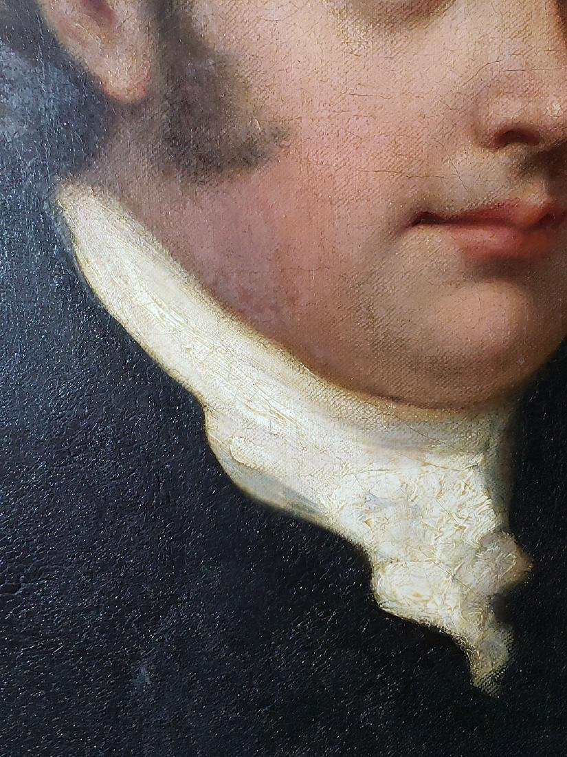 19th C Henry Howard R.A 1769-1847 Portrait Painting - 5