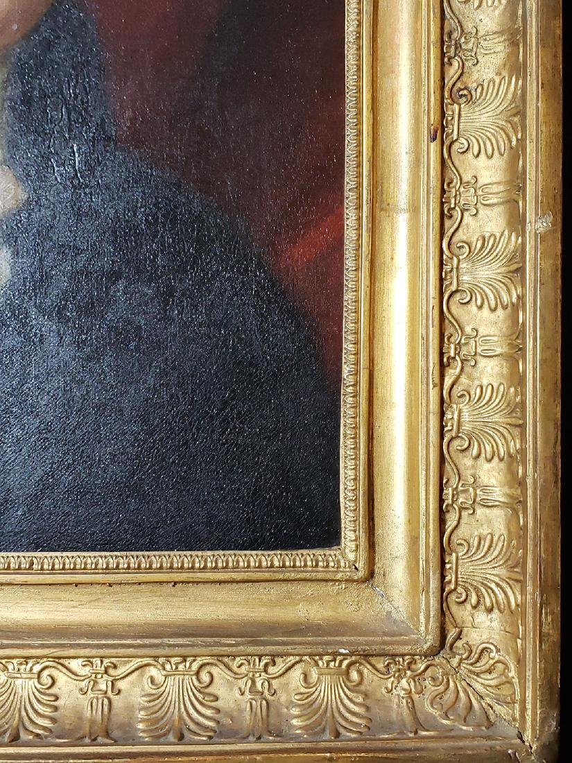 19th C Henry Howard R.A 1769-1847 Portrait Painting - 8