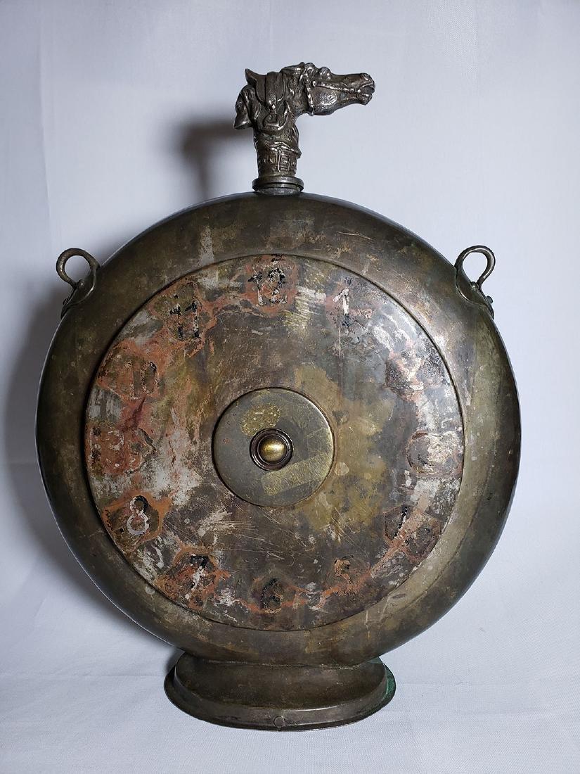 Antique French Clock Case 19th Century