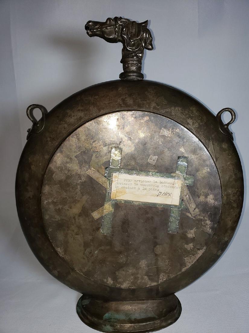 Antique French Clock Case 19th Century - 6